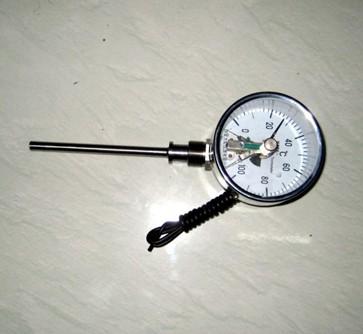 电接点双金属温度计 ></A> </DD> <DT><A href=
