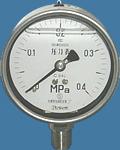 YTBF系列不锈钢压力表