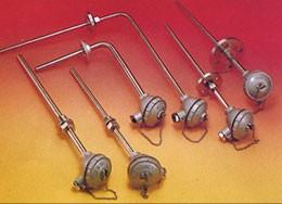 装配热电阻