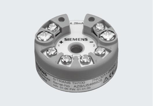 西门子顶装温度变送器